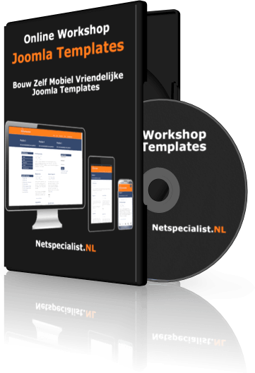 Joomla template workshop